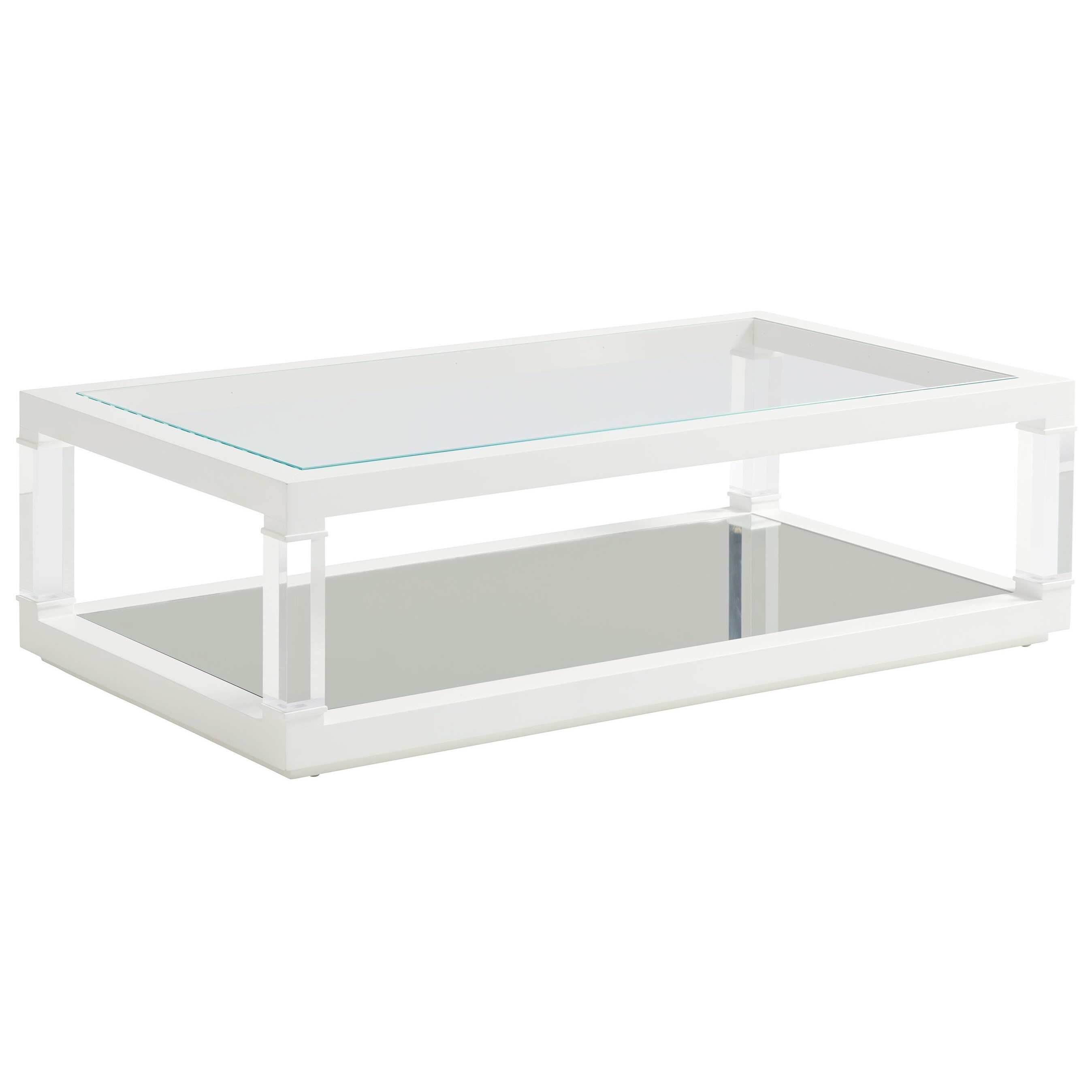 Avondale Riverdale Cocktail Table by Lexington at Fisher Home Furnishings