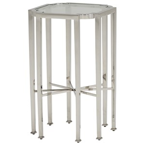 Savino Accent Table