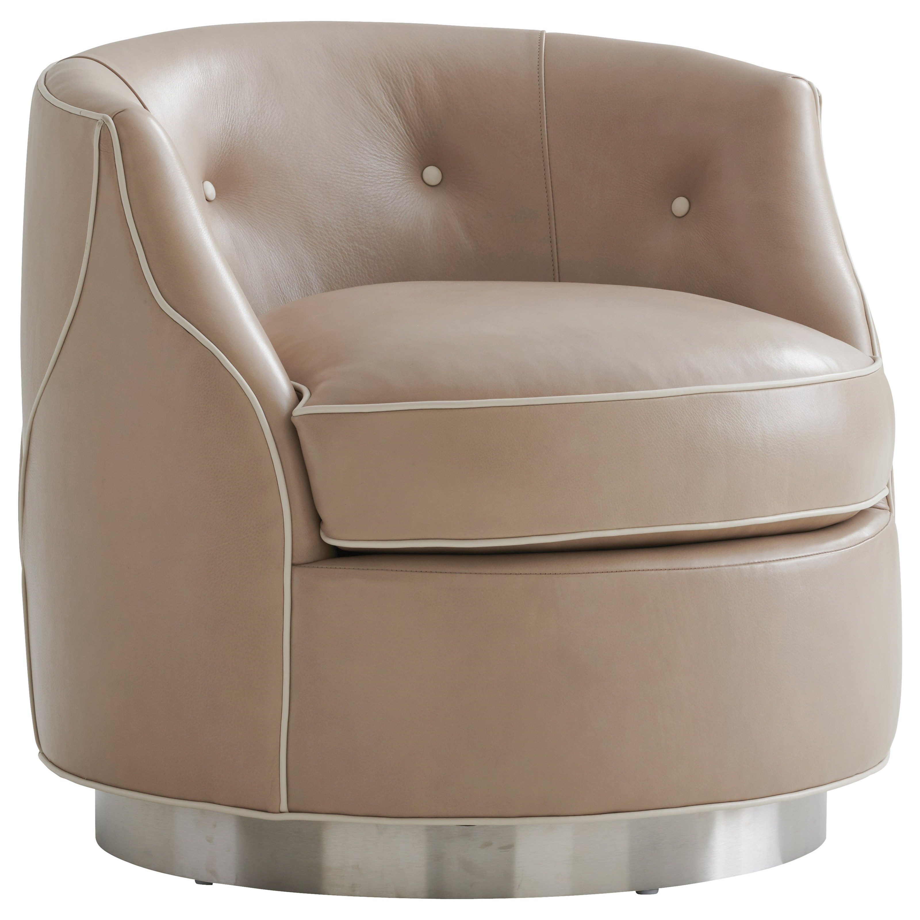 Avondale Robertson Swivel Chair by Lexington at Fisher Home Furnishings