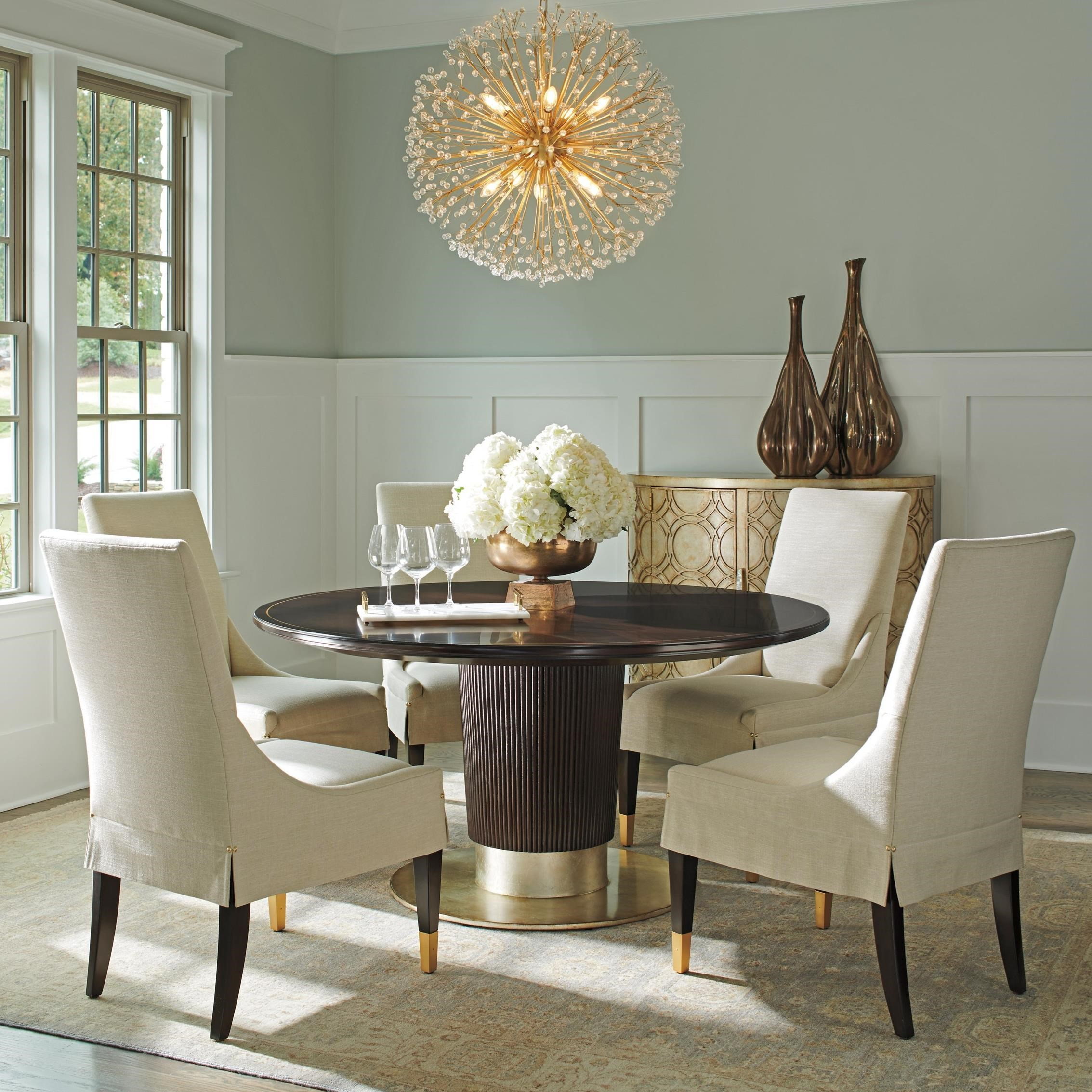 Carlyle 6 Pc Dining Set by Lexington at Johnny Janosik
