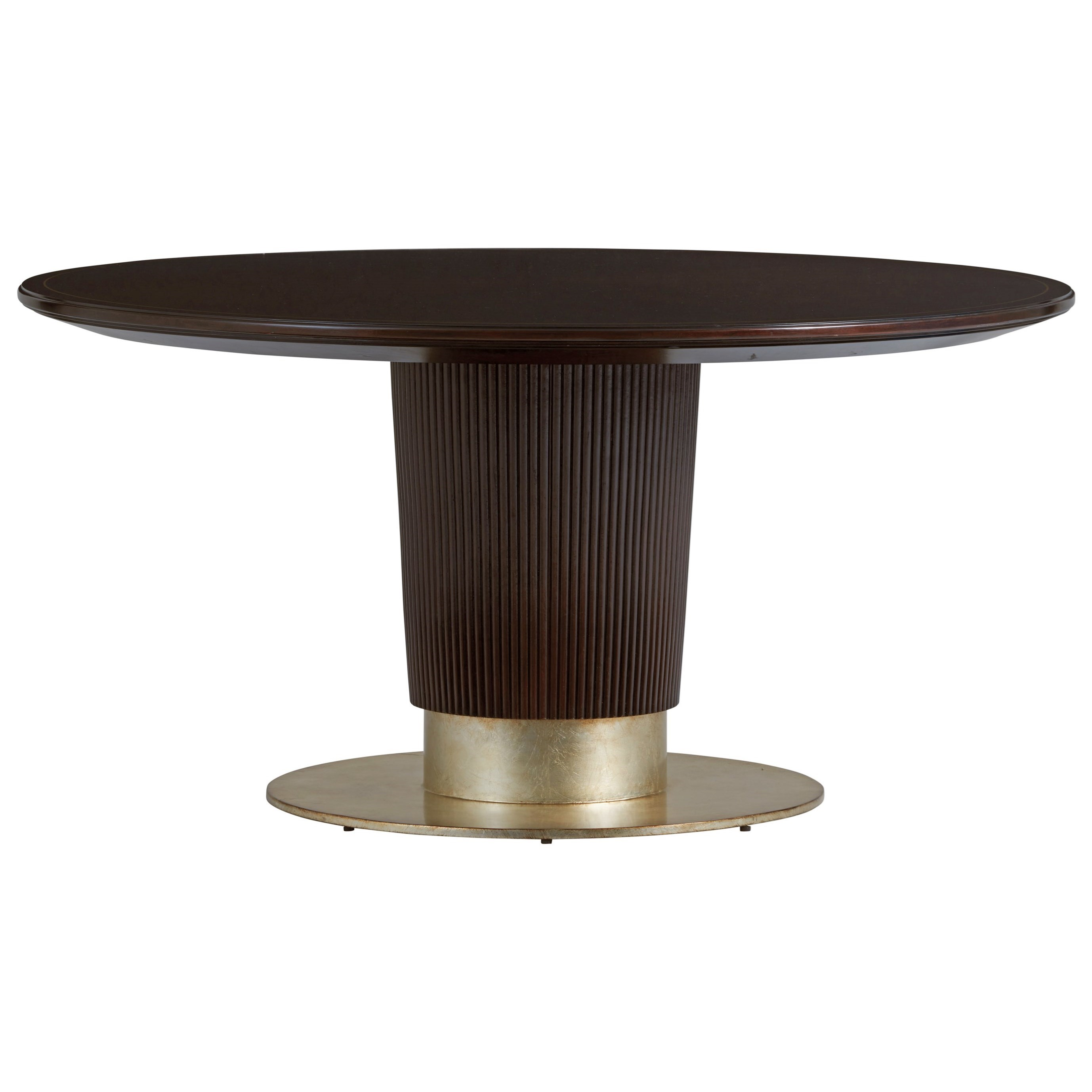 Carlyle Waldorf Round Dining Table by Lexington at Baer's Furniture