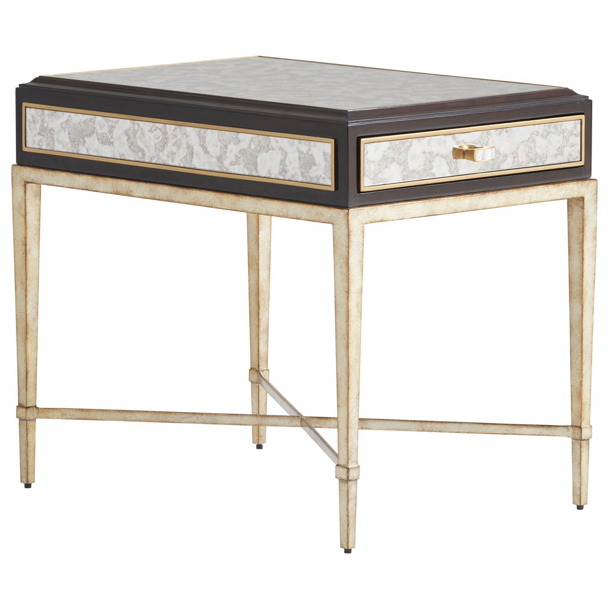 Carlyle Millbrook End Table by Lexington at Baer's Furniture
