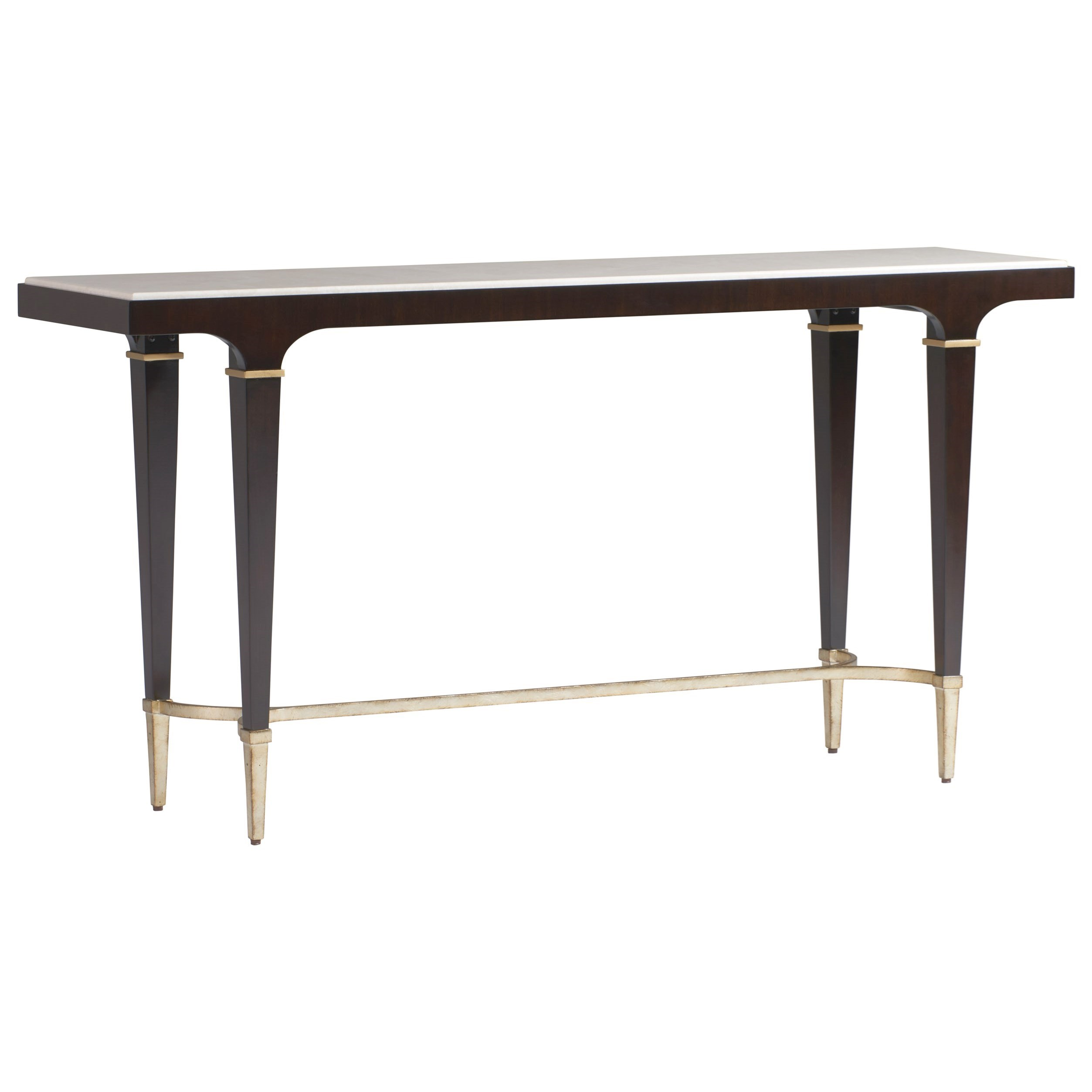 Carlyle Beekman Console by Lexington at Baer's Furniture