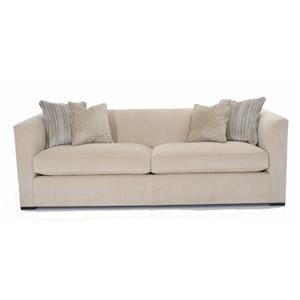 Fulham Tuxedo Sofa with 2 Seats