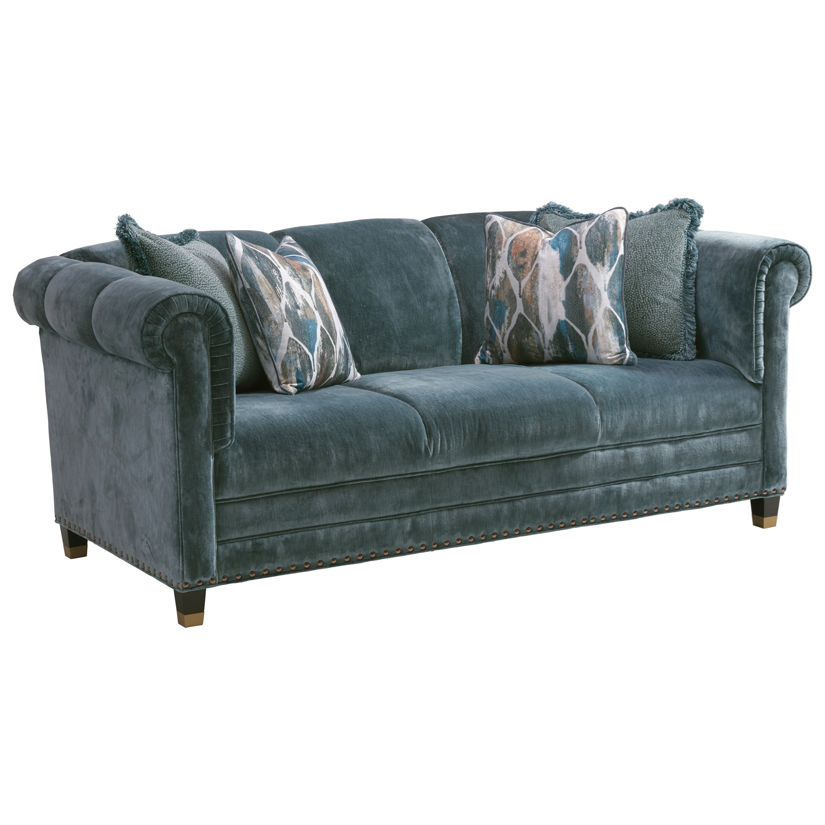 Carlyle Springfield Apartment Sofa by Lexington at Baer's Furniture