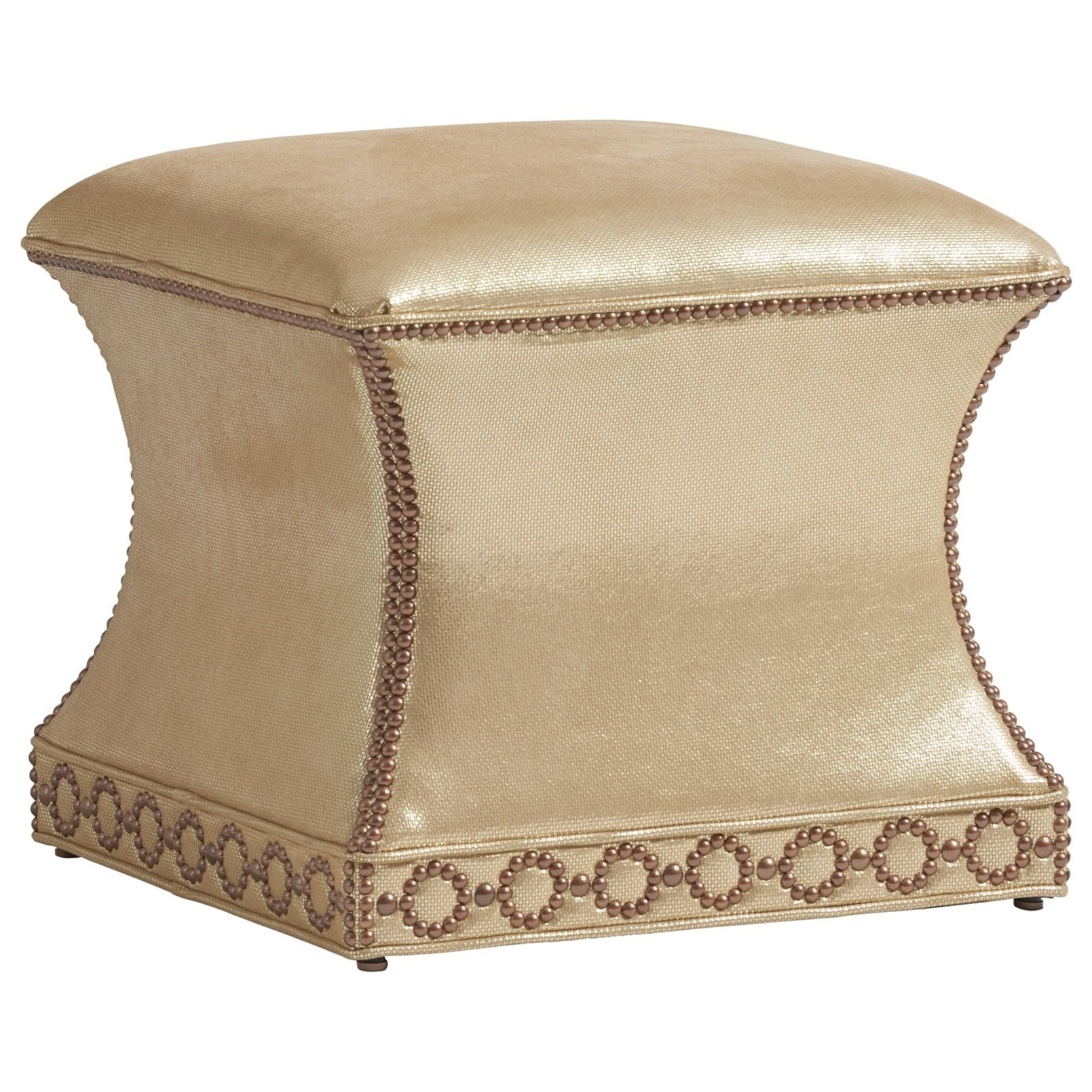 Carlyle Merino Ottoman by Lexington at Baer's Furniture