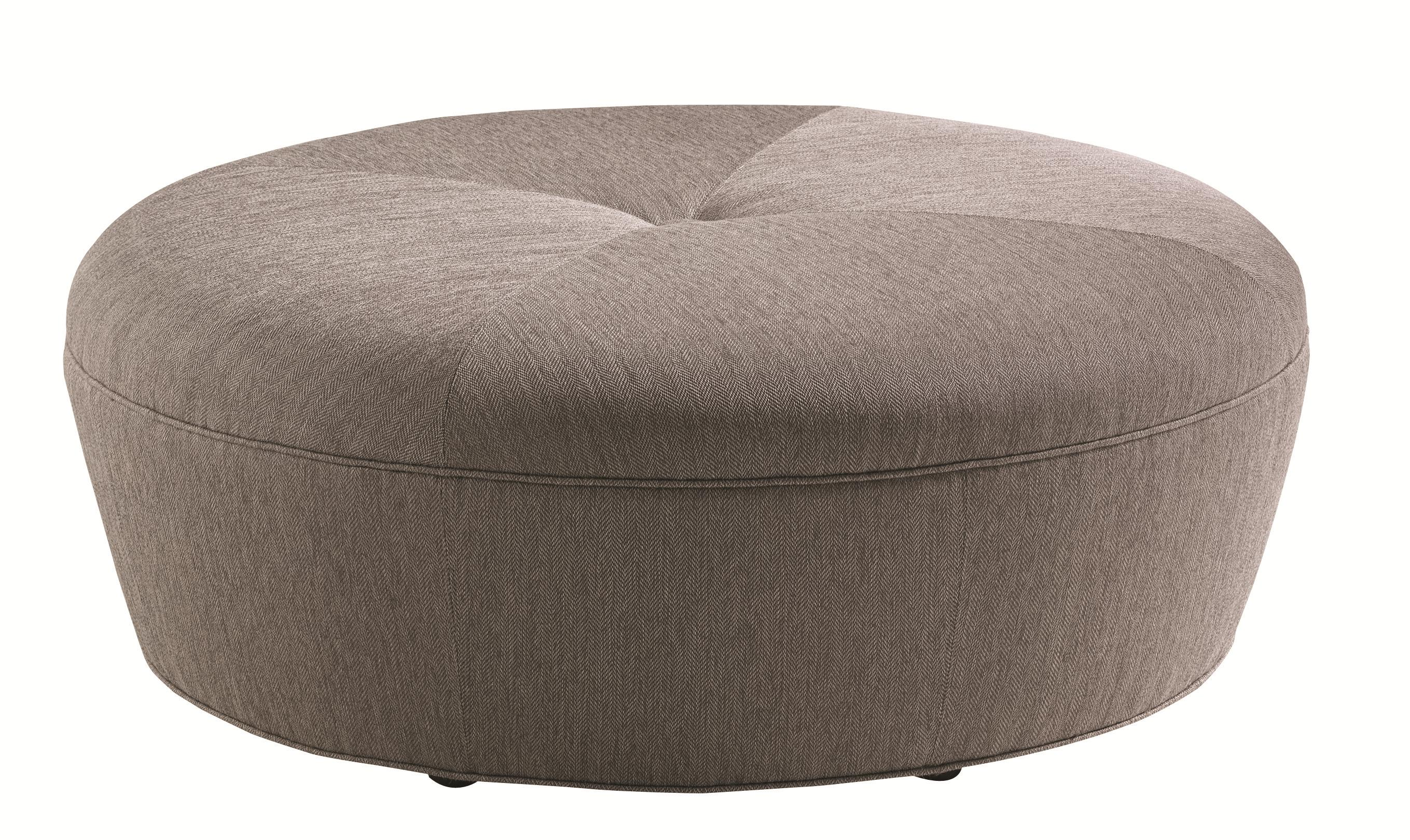 Carrera Claudia Cocktail Ottoman by Lexington at Baer's Furniture