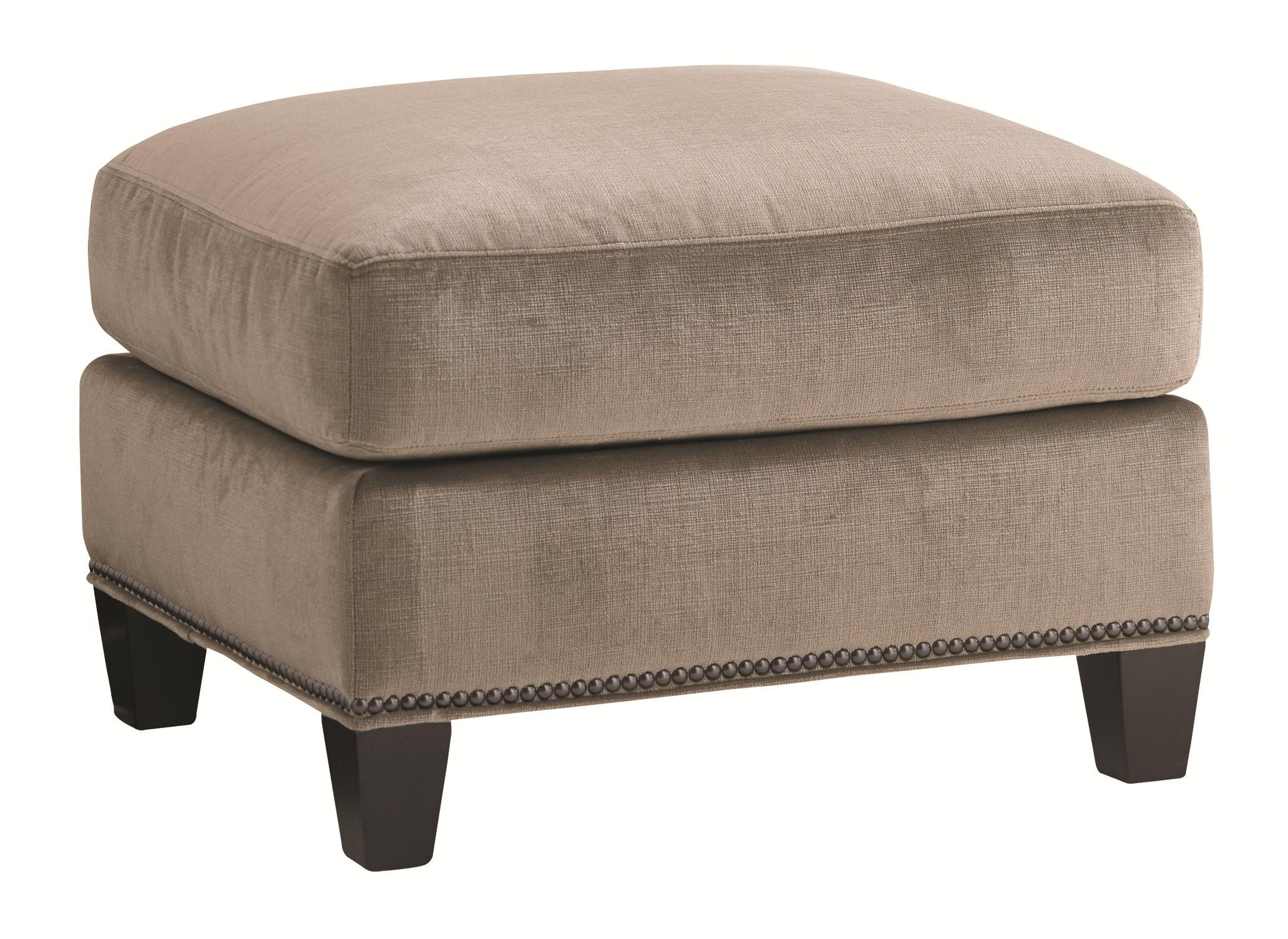 Carrera Strada Ottoman by Lexington at Jacksonville Furniture Mart