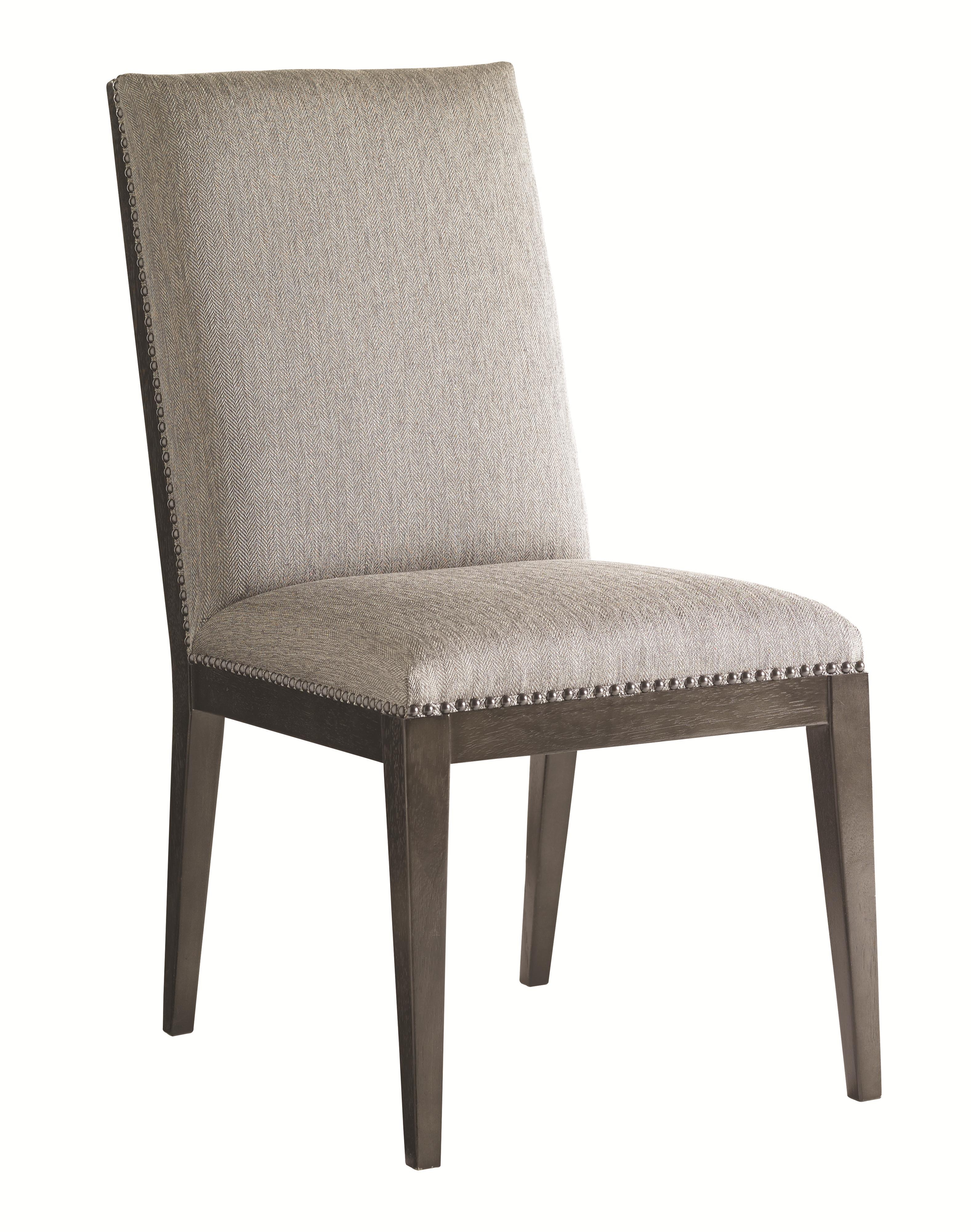 Carrera Vantage Upholstered Side Chair by Lexington at Jacksonville Furniture Mart