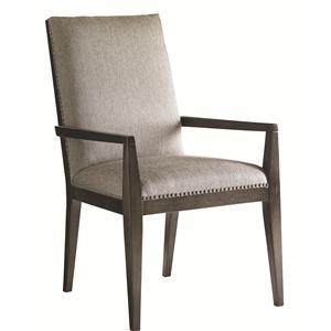 Lexington Carrera Vantage Upholstered Arm Chair