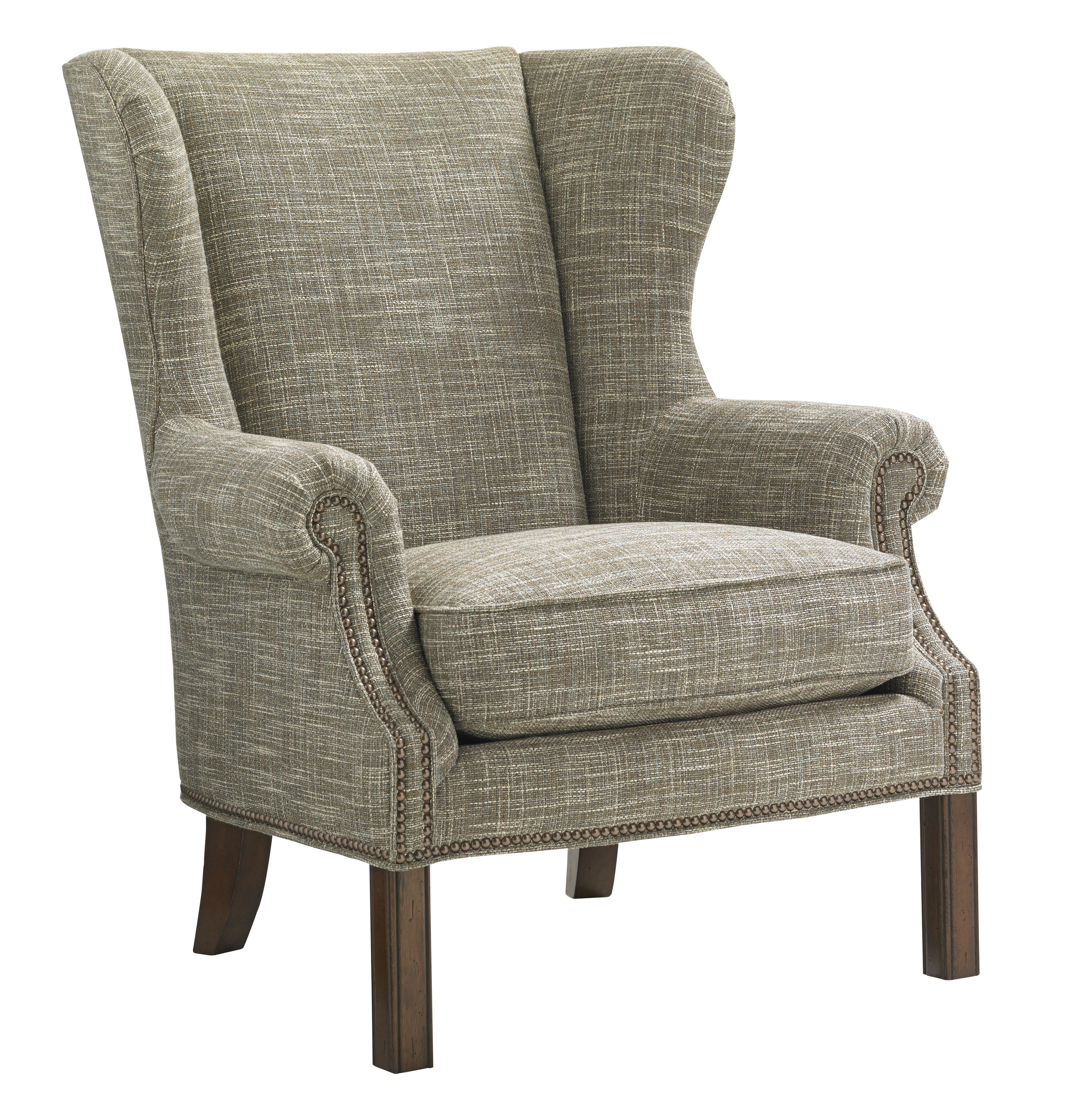 Coventry Hills Logan Wing Chair by Lexington at Johnny Janosik