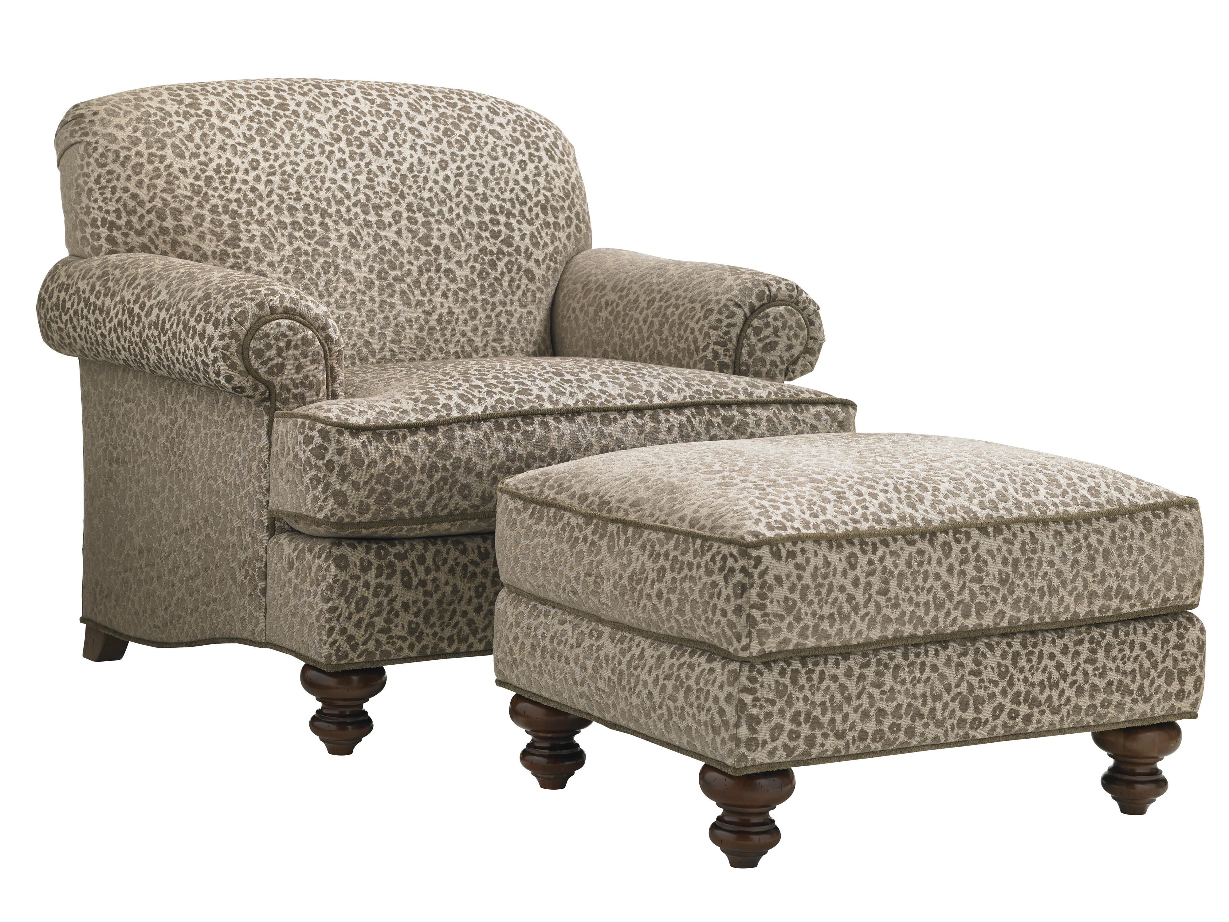 Coventry Hills Asbury Chair and Ottoman Set by Lexington at Baer's Furniture
