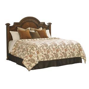 Queen Roxbury Panel Bed Headboard