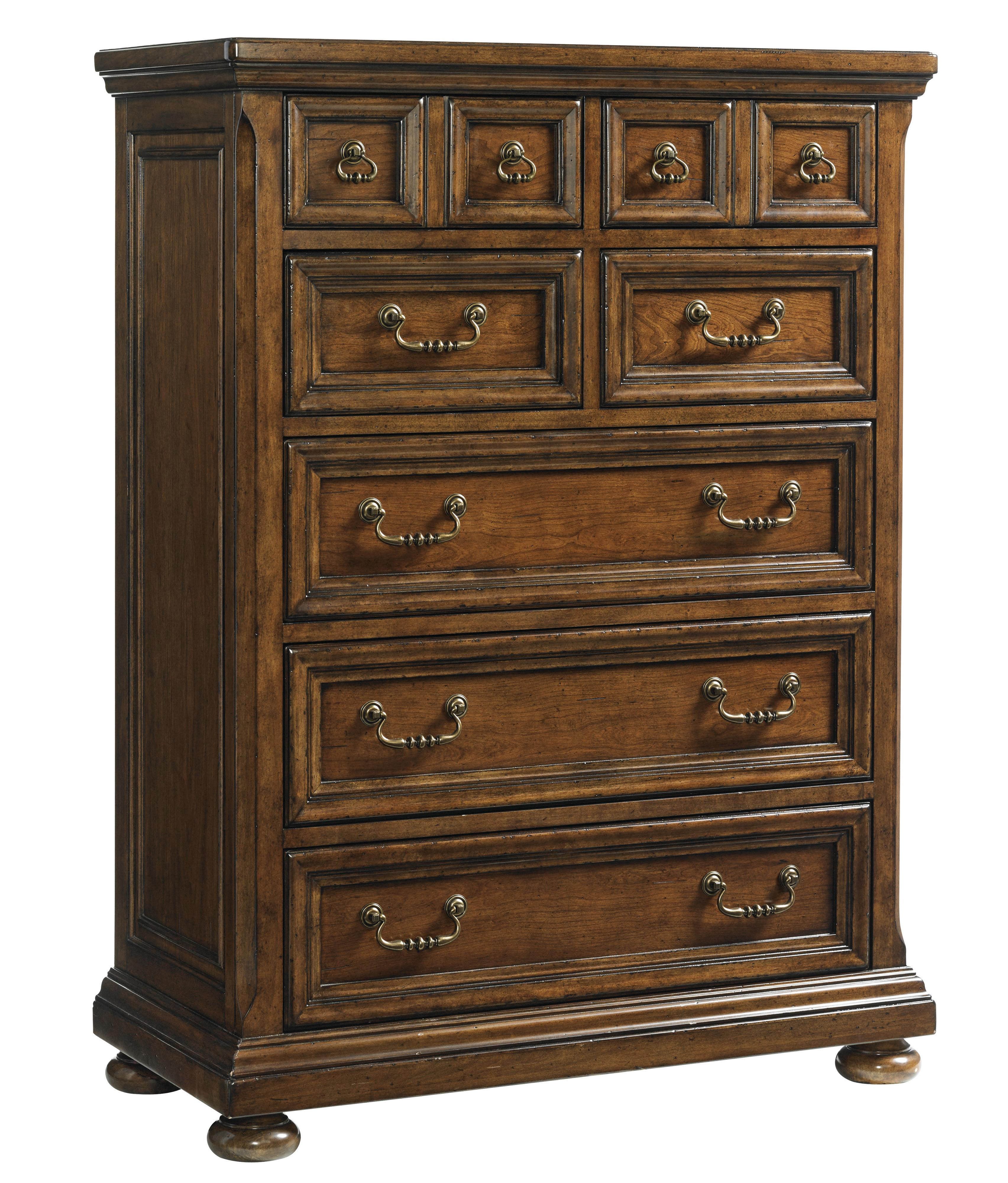 Coventry Hills Ellington Drawer Chest by Lexington at Johnny Janosik