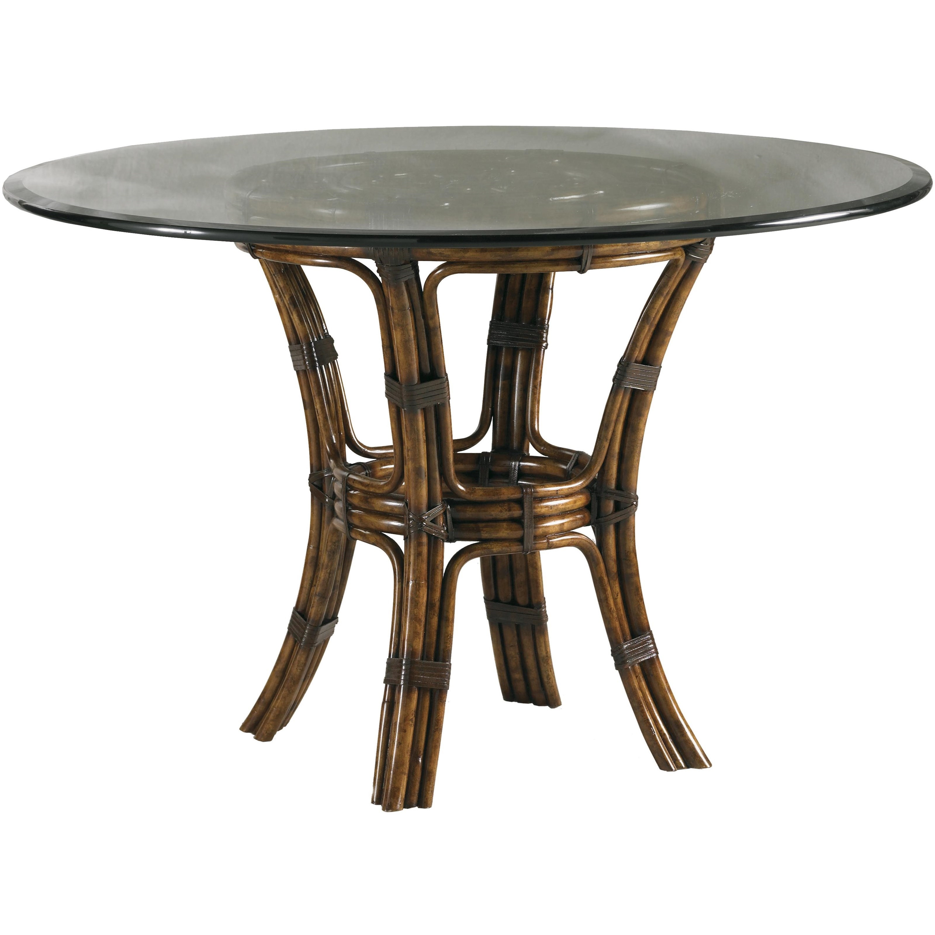 """Henry Link Trading Co 48"""" Barbosa Dining Table by Lexington at Johnny Janosik"""