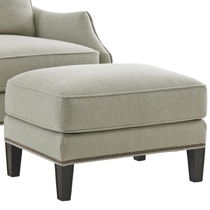 Kensington Place Ashton Ottoman by Lexington at Baer's Furniture