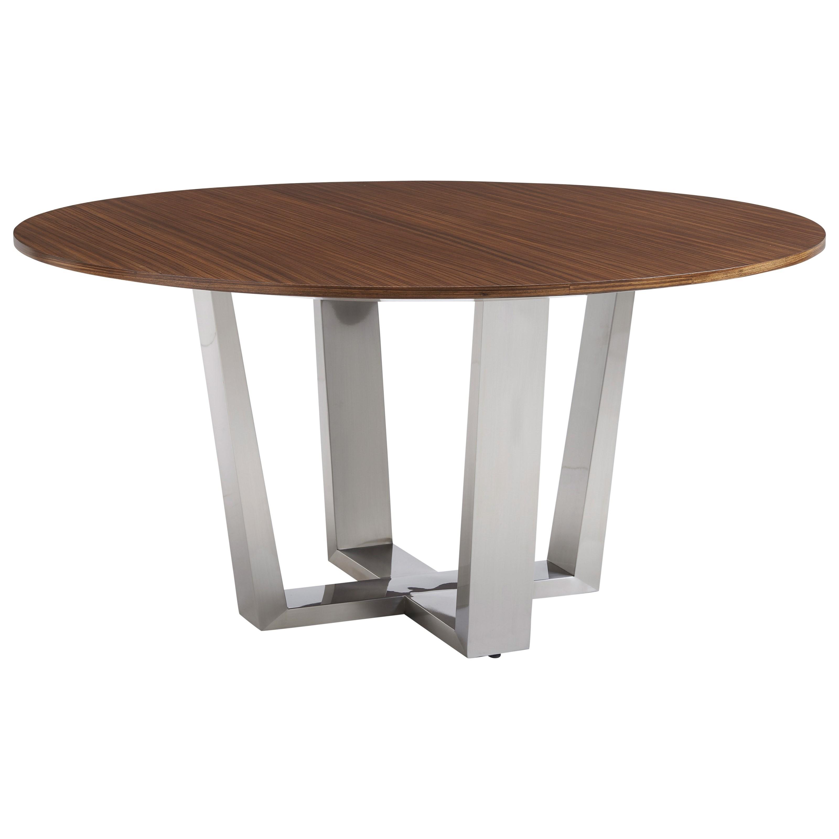 Kitano Mandara Round Dining Table by Lexington at Johnny Janosik