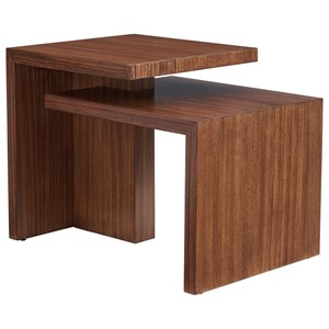 Cascade Architectural End Table