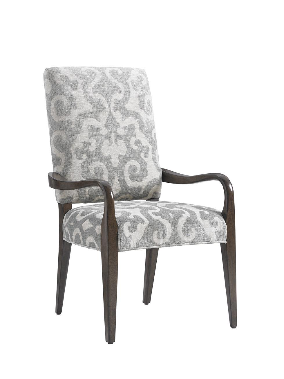 LAUREL CANYON Sierra Arm Chair (Custom) by Lexington at Johnny Janosik