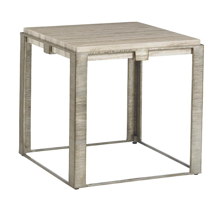 LAUREL CANYON Stone Canyon Lamp Table by Lexington at Baer's Furniture