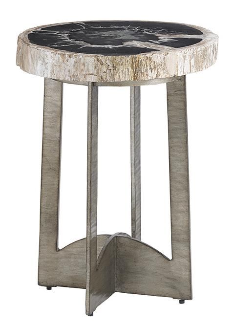 LAUREL CANYON Cross Creek Accent Table by Lexington at Johnny Janosik