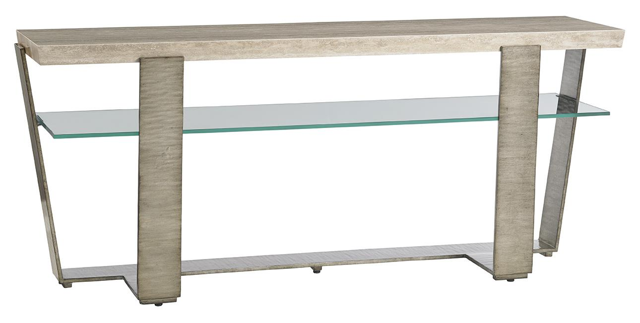 LAUREL CANYON Griffith Park Console Table by Lexington at Johnny Janosik