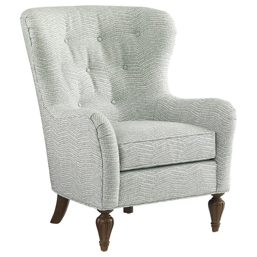Lexington Upholstery Tremont Chair by Lexington at Fisher Home Furnishings