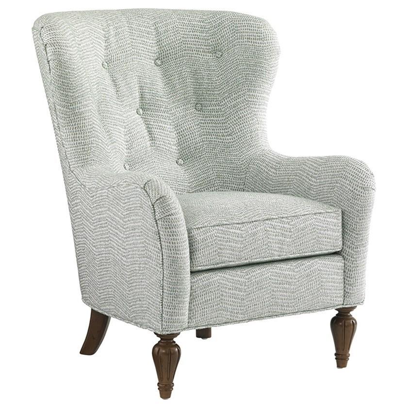 Lexington Upholstery Tremont Chair by Lexington at Johnny Janosik