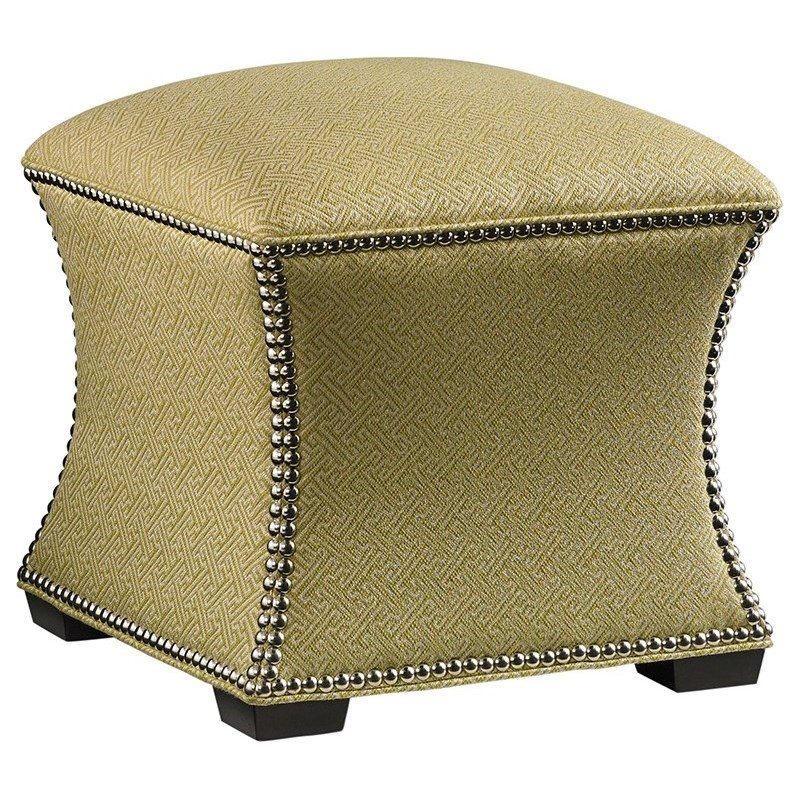 Upholstery Eclipse Accent Ottoman by Lexington at Baer's Furniture