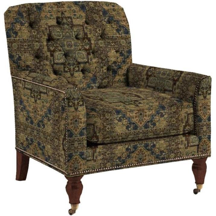 Upholstery Customizable Sandhurst Chair by Lexington at Baer's Furniture