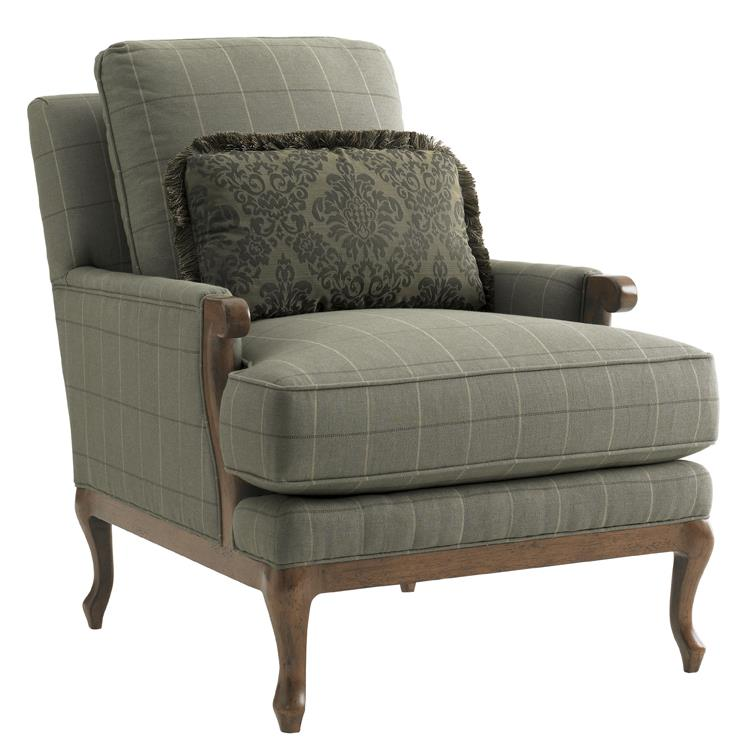 Upholstery Kenton Chair by Lexington at Baer's Furniture