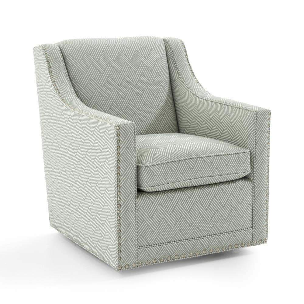 Upholstery Barrier Chair by Lexington at Baer's Furniture