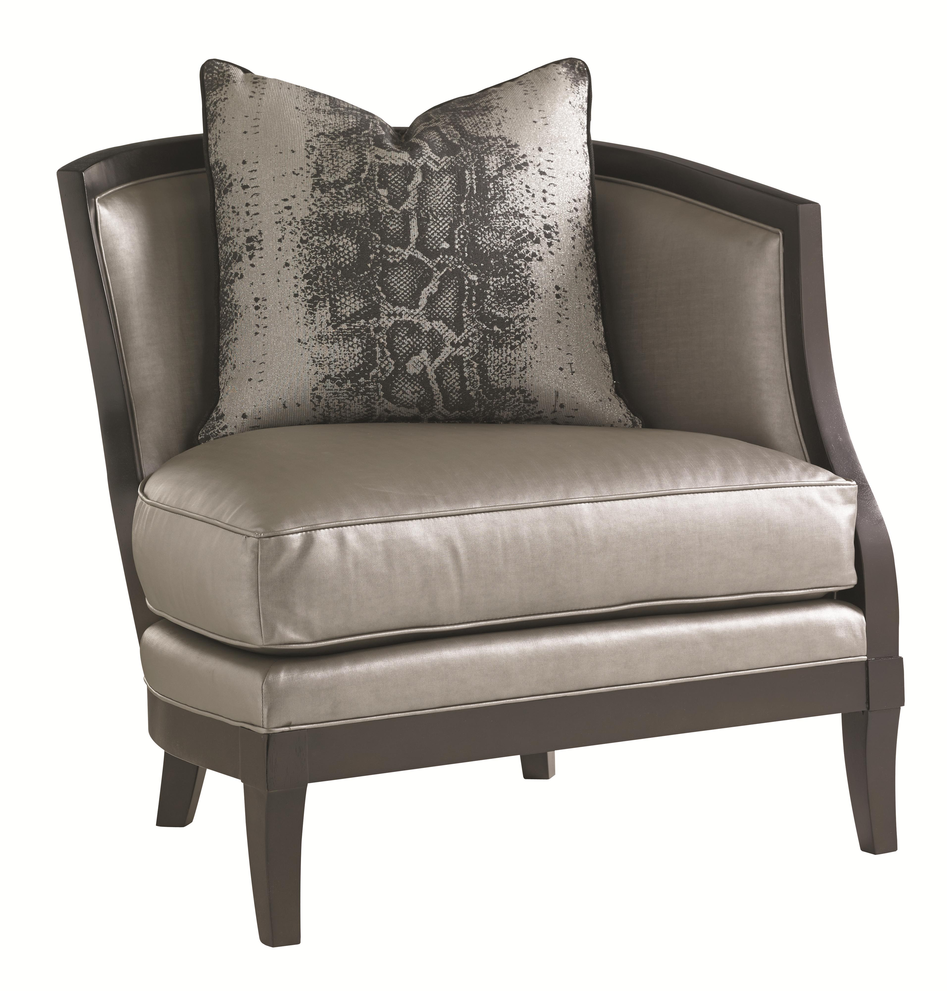 Upholstery Garland Right Arm Facing Chair by Lexington at Baer's Furniture