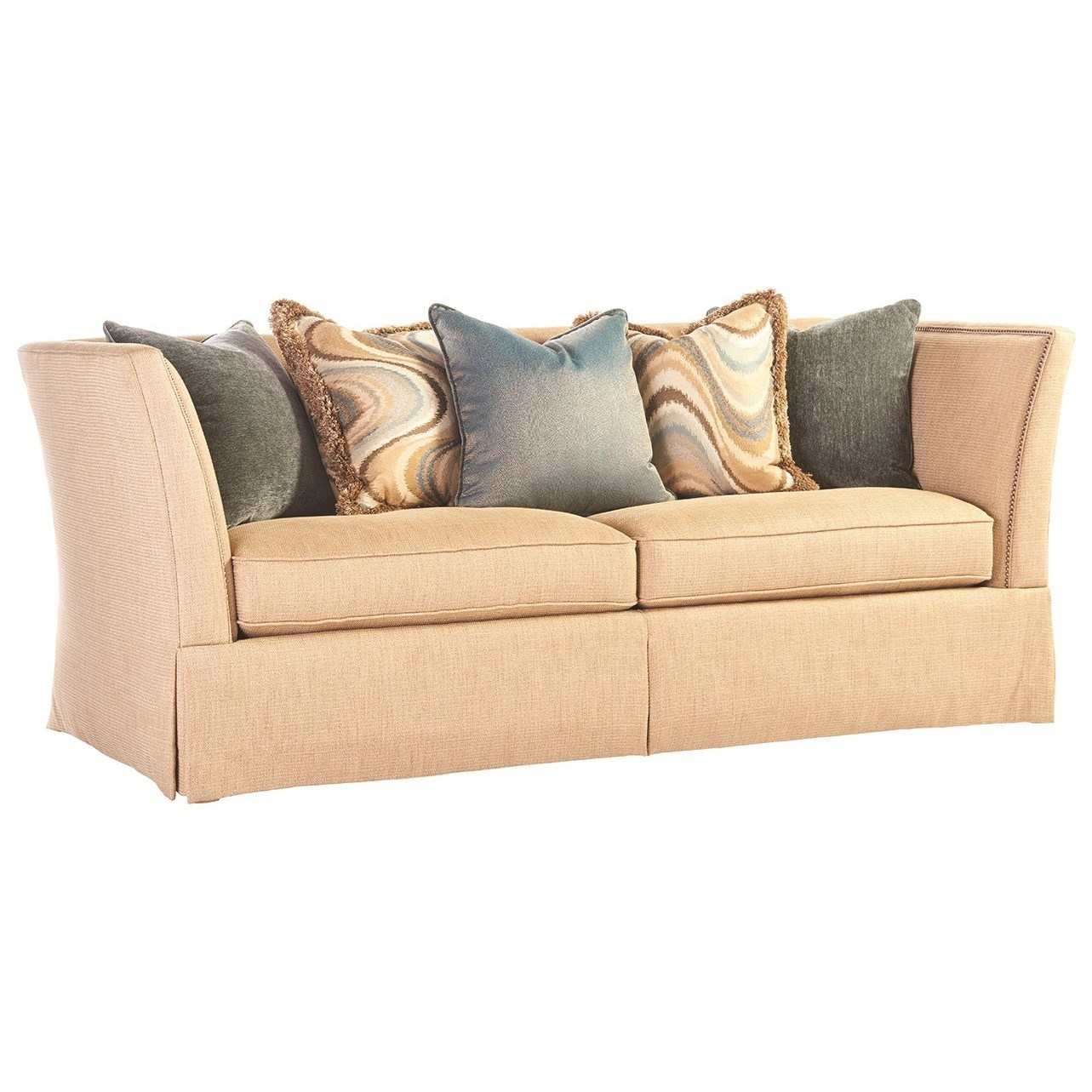 Upholstery Hadley Sofa by Lexington at Baer's Furniture
