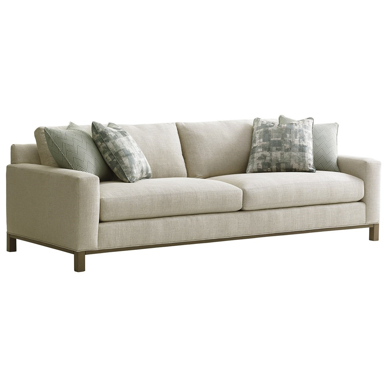 Upholstery Chronicle Sofa by Lexington at Baer's Furniture