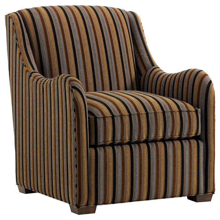 Upholstery Fiona Lounge Chair by Lexington at Baer's Furniture