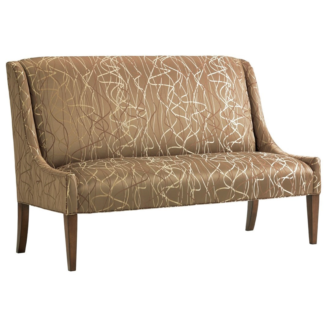 Upholstery Mode Dining Banquette by Lexington at Baer's Furniture