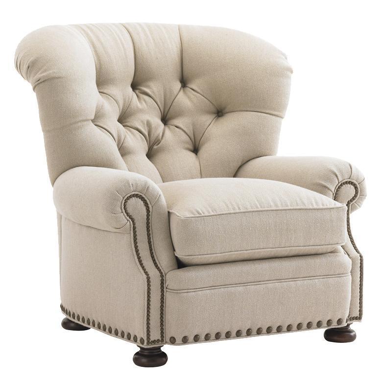 Lexington Upholstery Elle Chair by Lexington at Johnny Janosik
