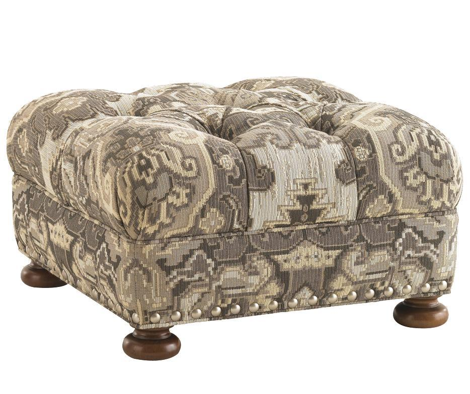 Lexington Upholstery Elle Ottoman by Lexington at Jacksonville Furniture Mart