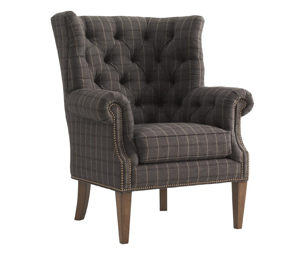 Upholstery Suffolk Chair by Lexington at Baer's Furniture