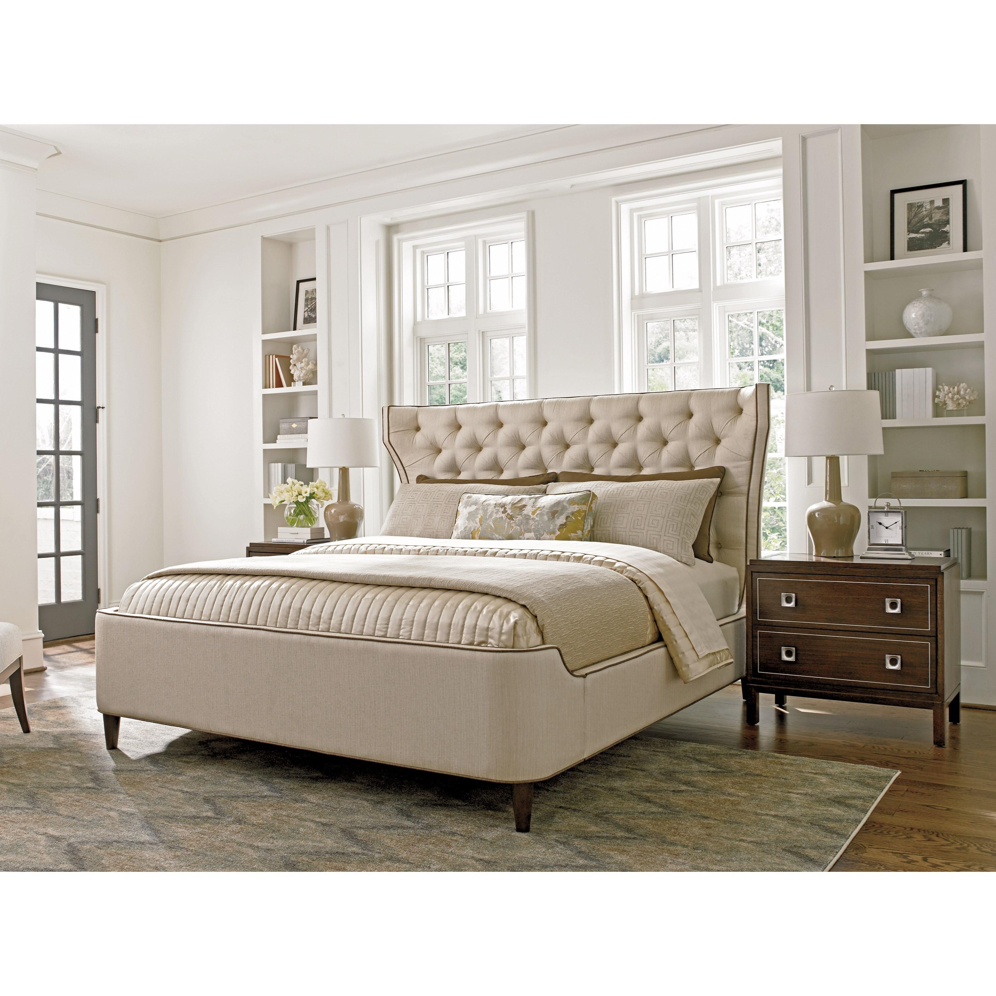 MacArthur Park King Bedroom Group by Lexington at Baer's Furniture