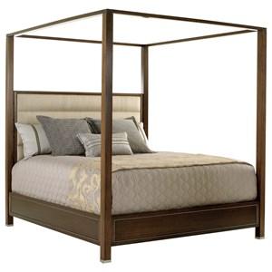 Terranea Queen Poster Bed