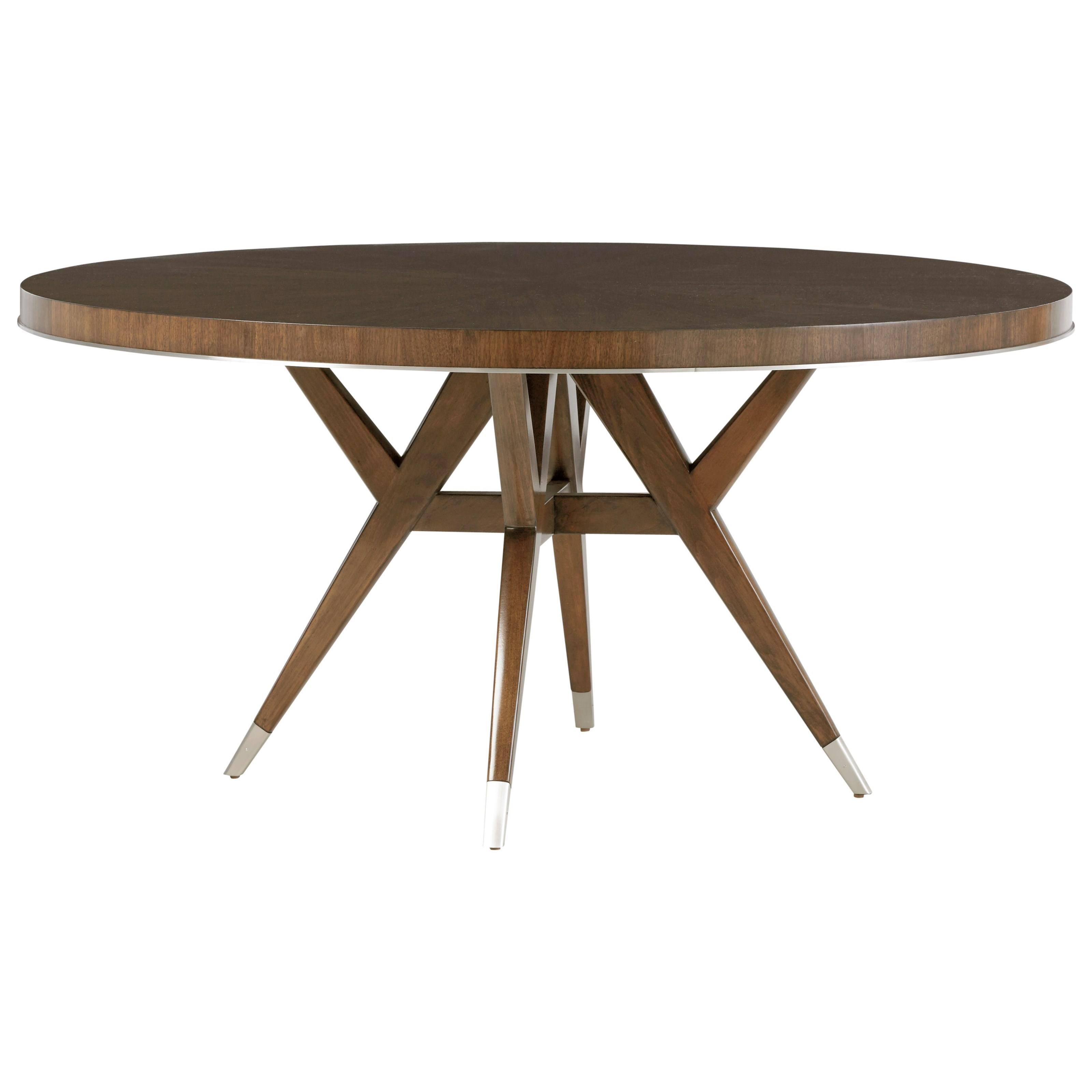 MacArthur Park Strathmore Round Dining Table by Lexington at Esprit Decor Home Furnishings
