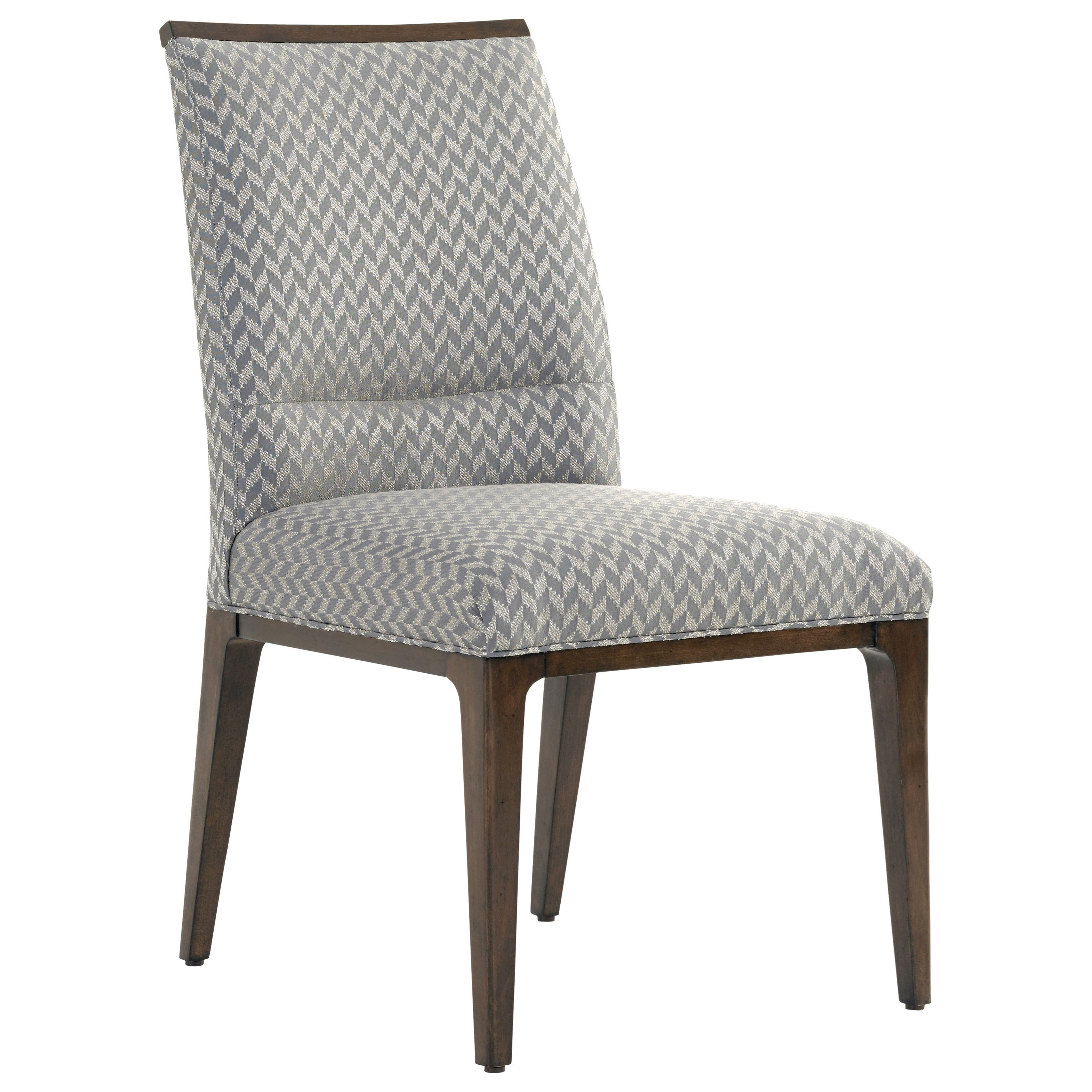 MacArthur Park Collina Customizable Upholstered Side Chair by Lexington at Johnny Janosik