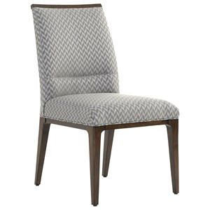 Collina Customizable Upholstered Side Chair
