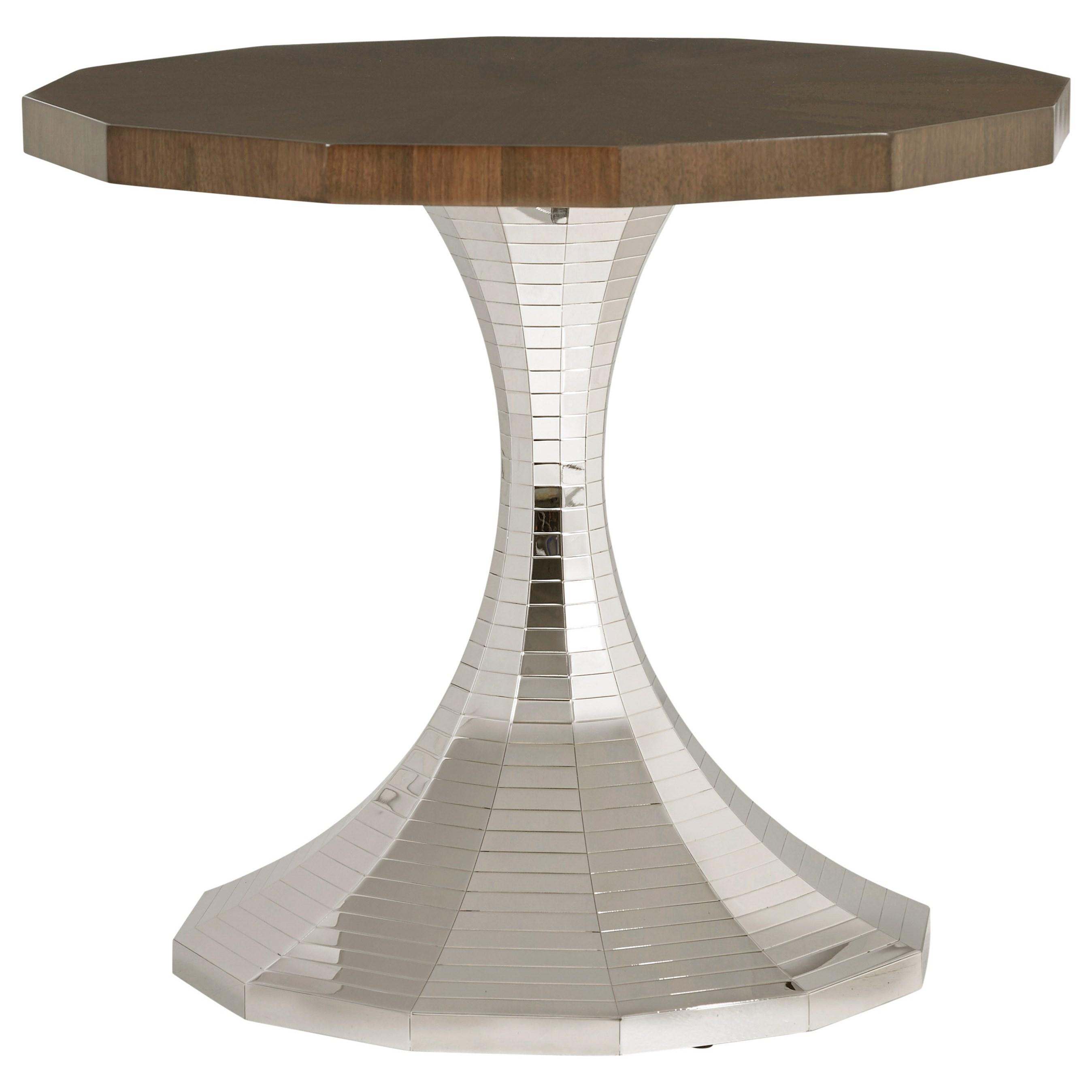 MacArthur Park Hermosa Center Table by Lexington at Baer's Furniture