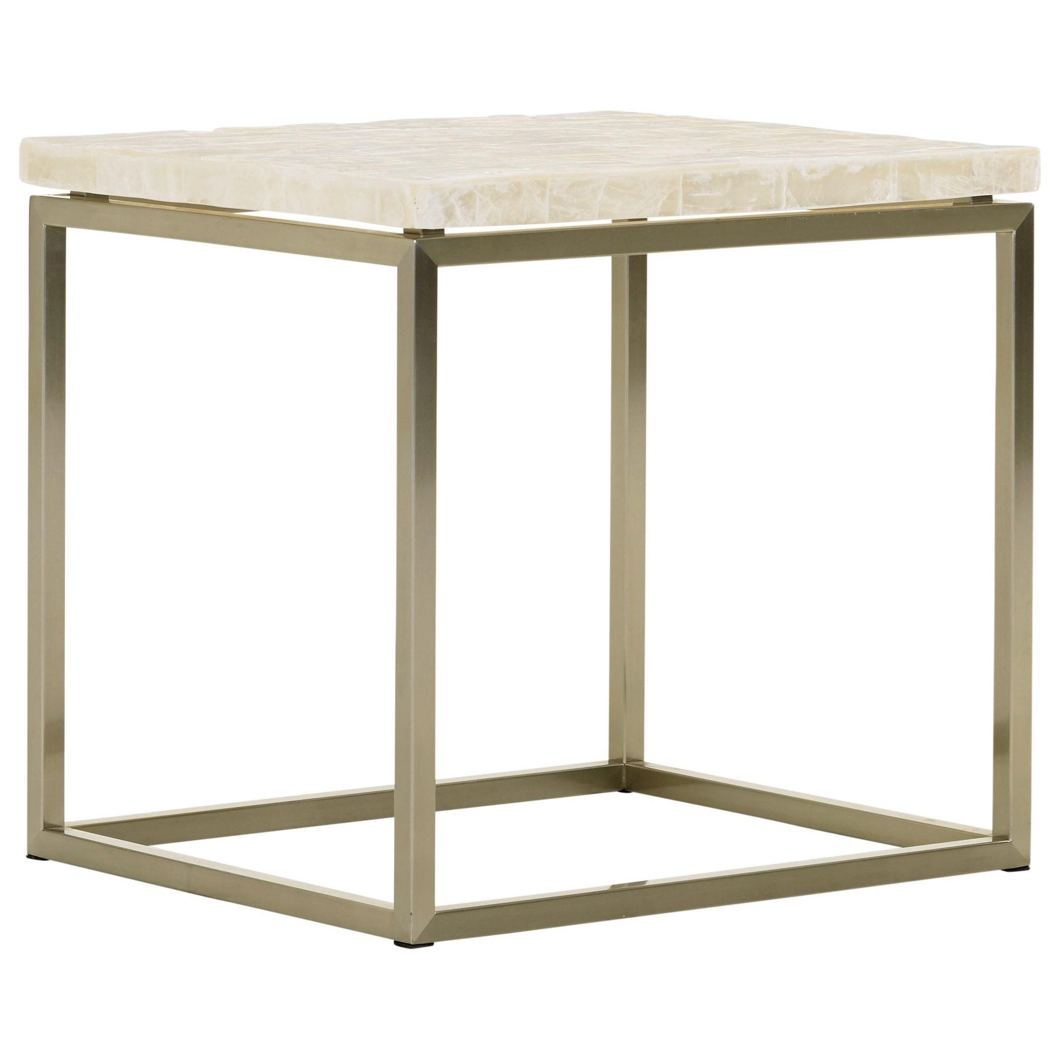 MacArthur Park Marisol End Table by Lexington at Baer's Furniture