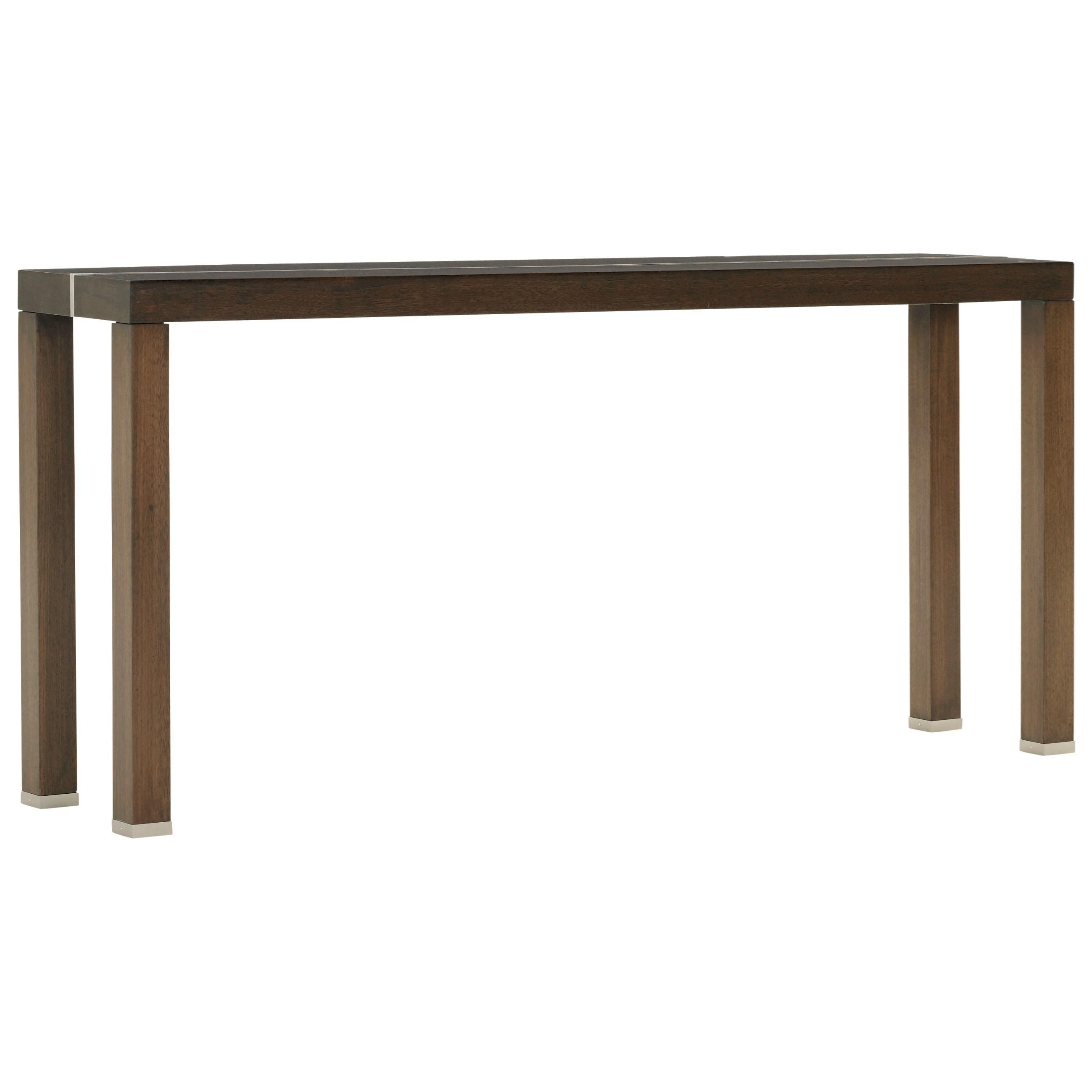 MacArthur Park Genoa Console Table by Lexington at Johnny Janosik