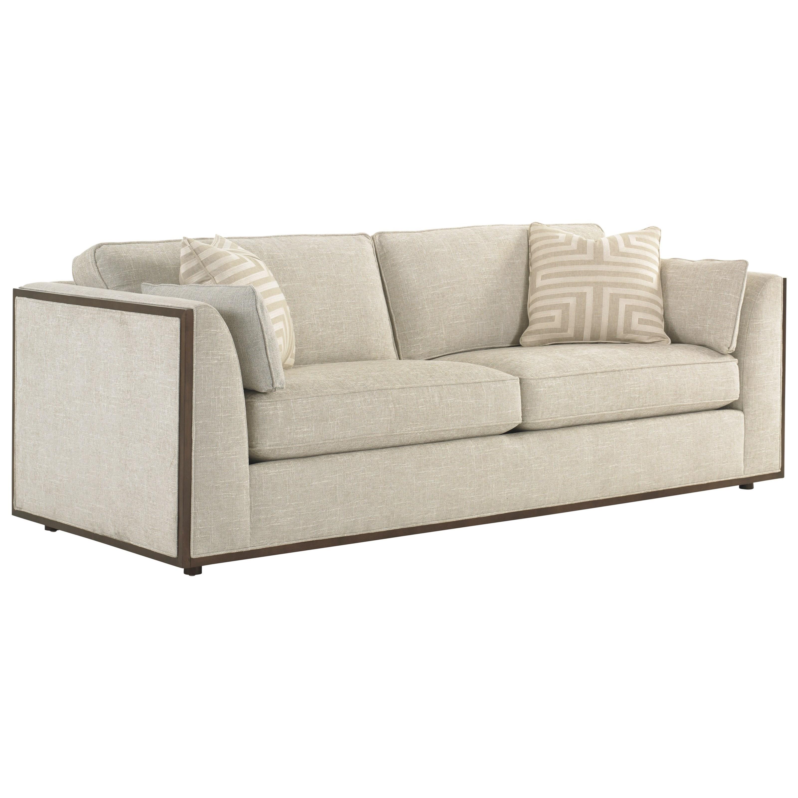 MacArthur Park Westcliffe Sofa by Lexington at Baer's Furniture