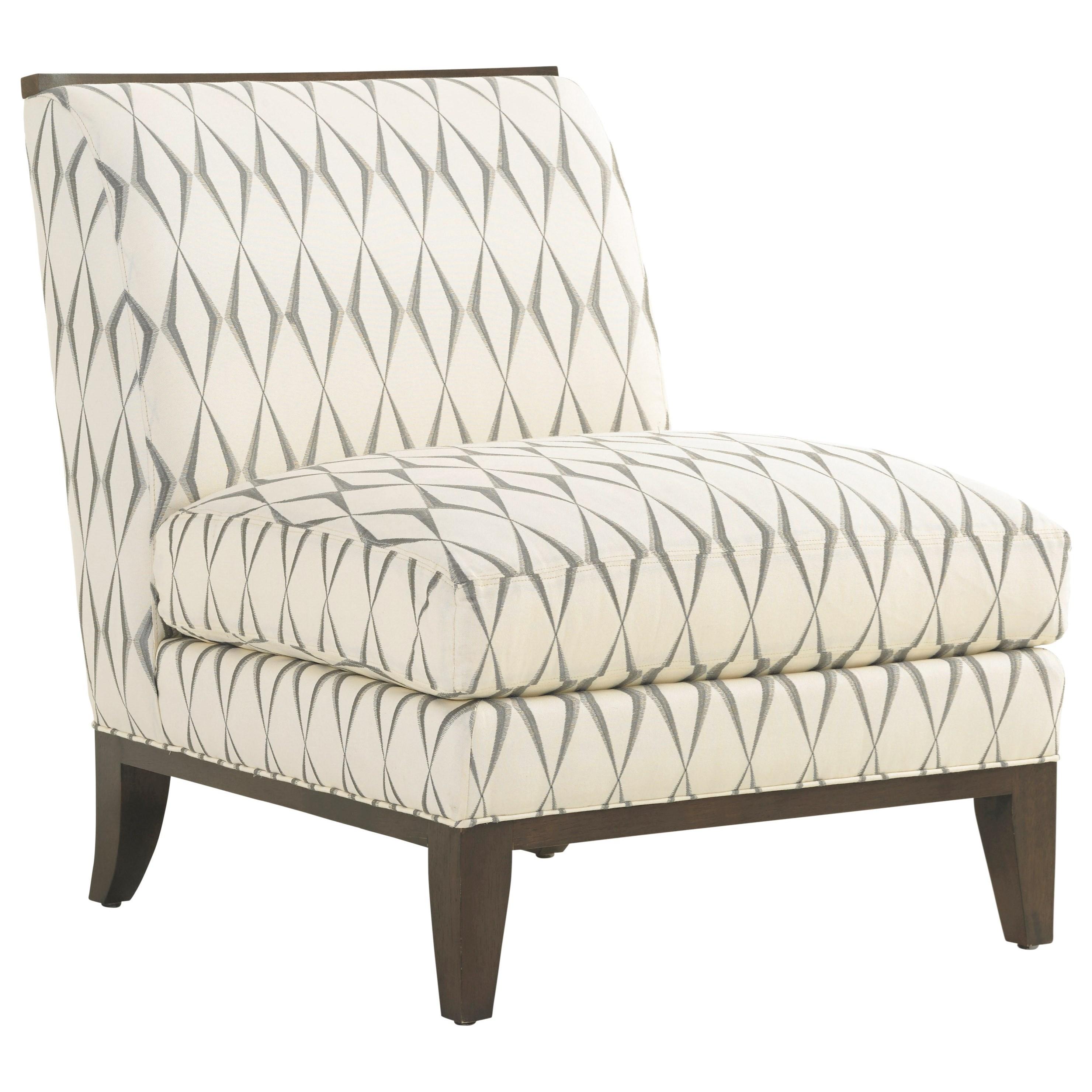 MacArthur Park Branford Armless Chair by Lexington at Baer's Furniture